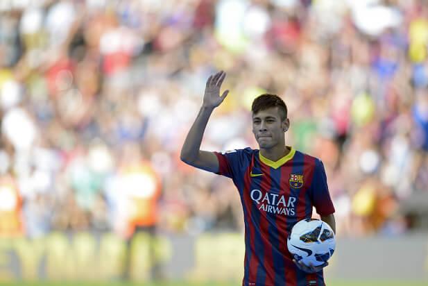 Top 10 der bestbezahlten Fußballspieler der Welt: #3 Neymar da Silva Santos Júnior: 36,5 Millionen (Foto: Elena Polio)