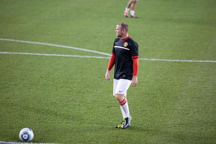 Top 10 der bestbezahlten Fußballspieler der Welt: #7 Wayne Rooney: 22,5 Millionen (Foto: Ian C)