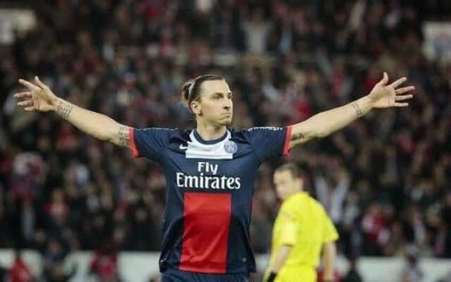 Top 10 der bestbezahlten Fußballspieler der Welt: #8 Zlatan Ibrahimovic: 21,5 Millionen (Foto: Nazionale Calcio)