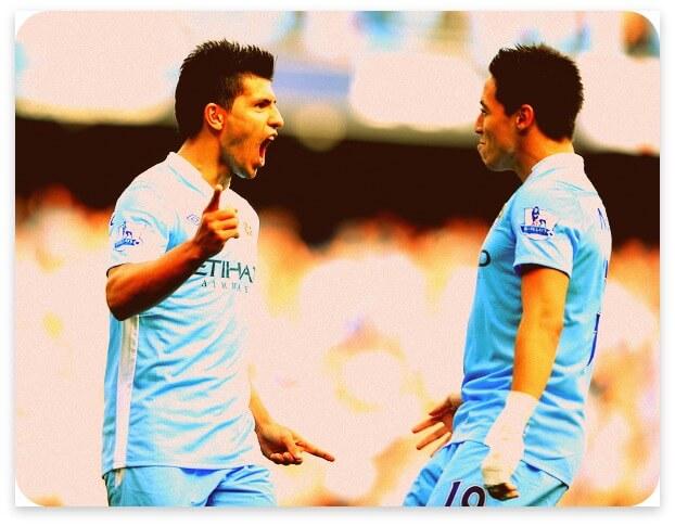 Top 10 der bestbezahlten Fußballspieler der Welt: #9 Sergio Agüero: 21,2 Millionen