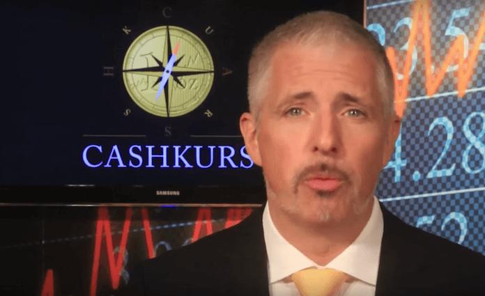 """Crashkurs: """"Ihre unabhängige Finanzinformationsplattform zu den Themen Börse, Wirtschaft, Finanzmarkt von und mit Dirk Müller"""" (Foto: Screenshot, Youtube)"""