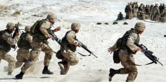 Die zehn Staaten mit den höchsten Militärausgaben 2015