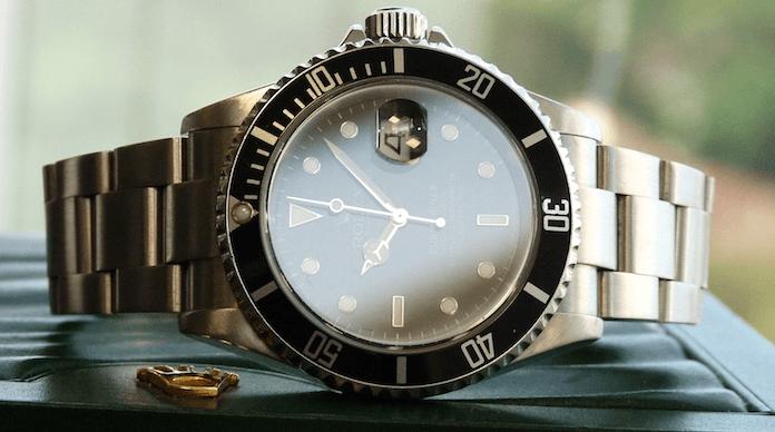 Krise Schweizer Uhren Rolex