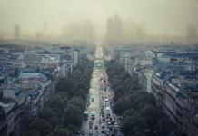Schlimmster Smog seit 10 Jahren: Paris macht öffentliche Verkehrsmittel kostenfrei (Foto: Damián Bakarcic)