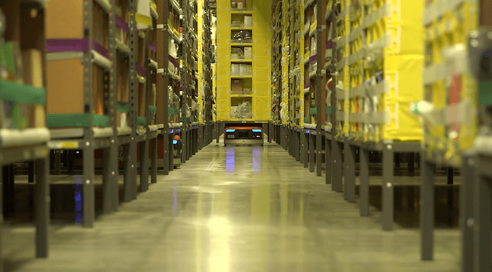 Amazon Roboter-Armee