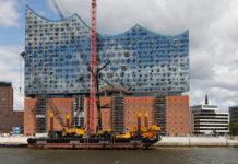 Die Elbphilharmonie/ das alles bietet Deutschlands teuerstes Wohnhaus (Foto: Paul Horsefield)
