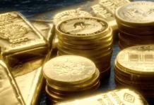 Krügerrand-Goldmünze