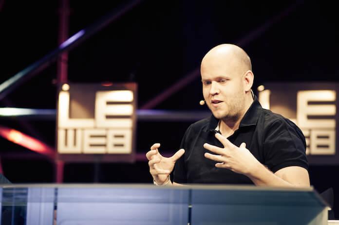 Daniel Ek (Spotify) ist der mächtigste Mann der Musikindustrie, hier bei der LeWeb11 Conference. (Foto: OFFICIAL LEWEB PHOTOS)