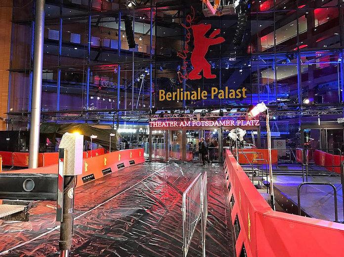 Die Berlinale: politische Filmkunst trifft knallhartes Filmgeschäft. (Foto: Leander Wattig)