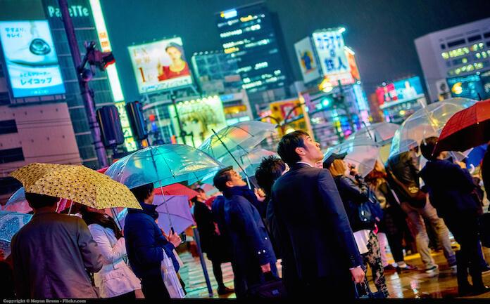 Japan/ In zwei Monaten wird Bitcoin ein legales Zahlungsmittel (Foto: Moyan Brenn)
