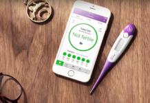 Natural Circle: Die erste Verhütungs-App wurde offiziell zugelassen. (Foto: New York Post)