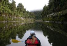 Der Fluss Whanganui bekommt dieselben Rechte wie ein Mensch (Foto: Department of Conservation)
