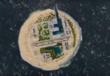 Die Nordsee bekommt eine künstliche Insel mit 7.000 Windrädern (Foto: Screenshot)