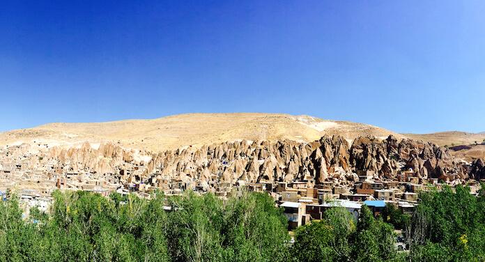 Kandovan Village, Tabriz