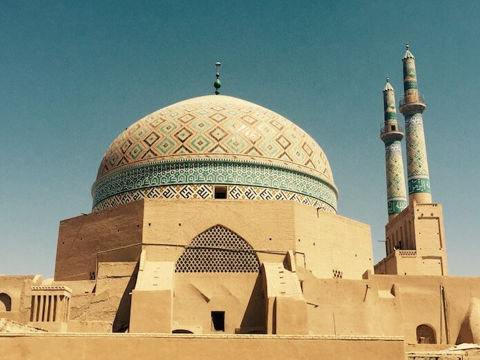 Yazd - The city is located 270 km southeast of Esfahan. (Foto: timetoiran)