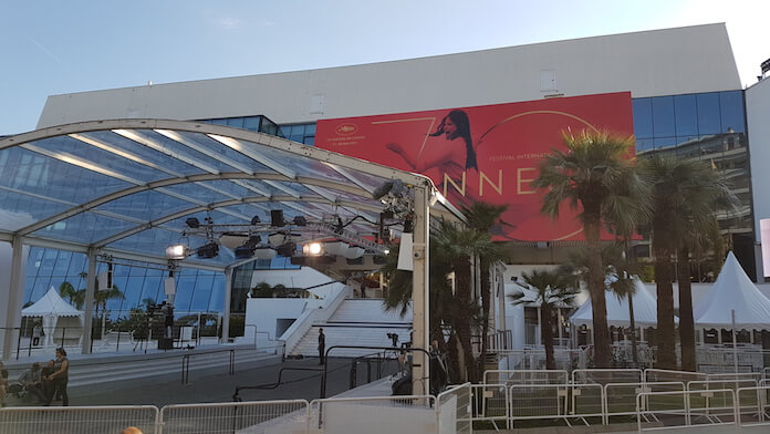 Die Ruhe vor dem Sturm: Cannes ist im Stress