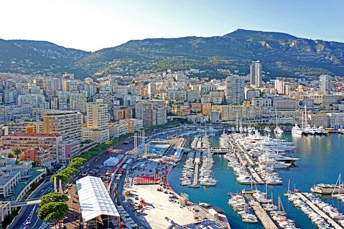 Reich werden: Pures Glück oder harte Arbeit? Hier treffen sich die Reichsten: Monaco (Foto: Dennis Jarvis)