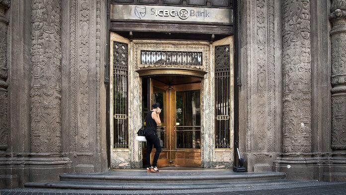 2017: Das sind die größten Unternehmen an der Börse. Hier: Eine Filiale der ICBC Bank. (Foto: Hernán Piñera)
