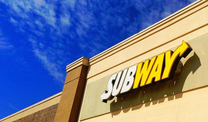 So viel kostet das eigene Franchise-Unternehmen. Hier: Eine Filiale von Subway (Foto: Mike Mozart)