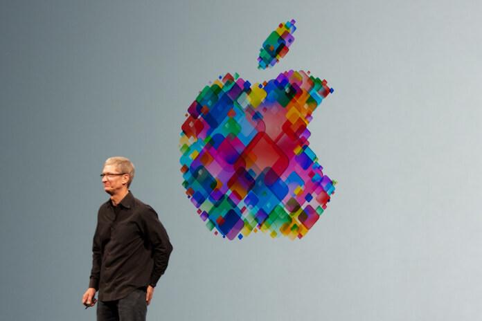 13 Milliarden Euro Strafe: Die EU setzt ein Zeichen - Hier: Apple CEO Tim Cook (Foto: Mike Deerkoski)