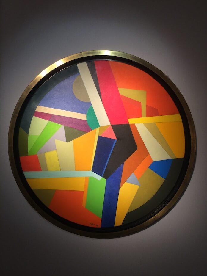 Moderne Kunst will auffallen