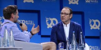Kevin Spacey ist in München nicht mehr erwünscht (Foto: Bits & Pretzels Founders Festival 2017)