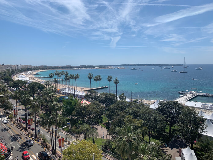 Nathalie Dubois DPA Gift Lounge Cannes 2019